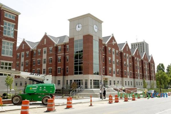 University of Kentucky Approves Fifth Phase of EdR's On-Campus Housing Revitalization and Expansion