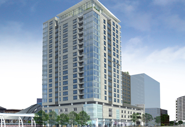 Holland Partner Group Kicks off Construction on 287-Unit Union Station High-Rise Community