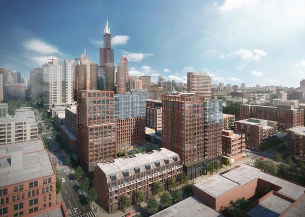 ZOM Living to Develop 357-Unit Residential Community in Emerging West Loop Neighborhood of Chicago