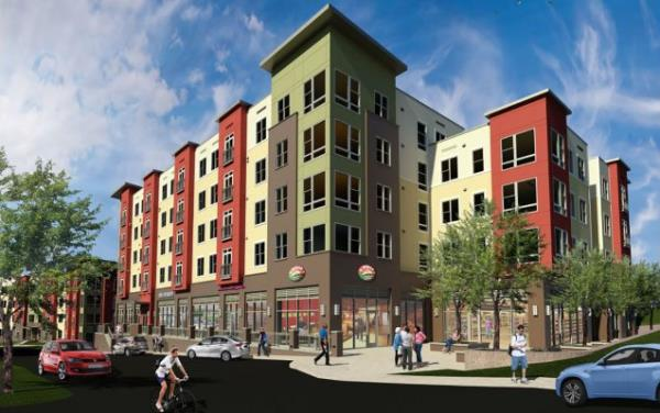 Matan Companies Starts Construction on 352-Unit Luxury Apartment Project in Urbana, Maryland