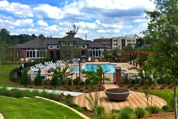 Glenmont and Arlington Complete Disposition of Velo Verdae Apartments in Greenville for $48 Million
