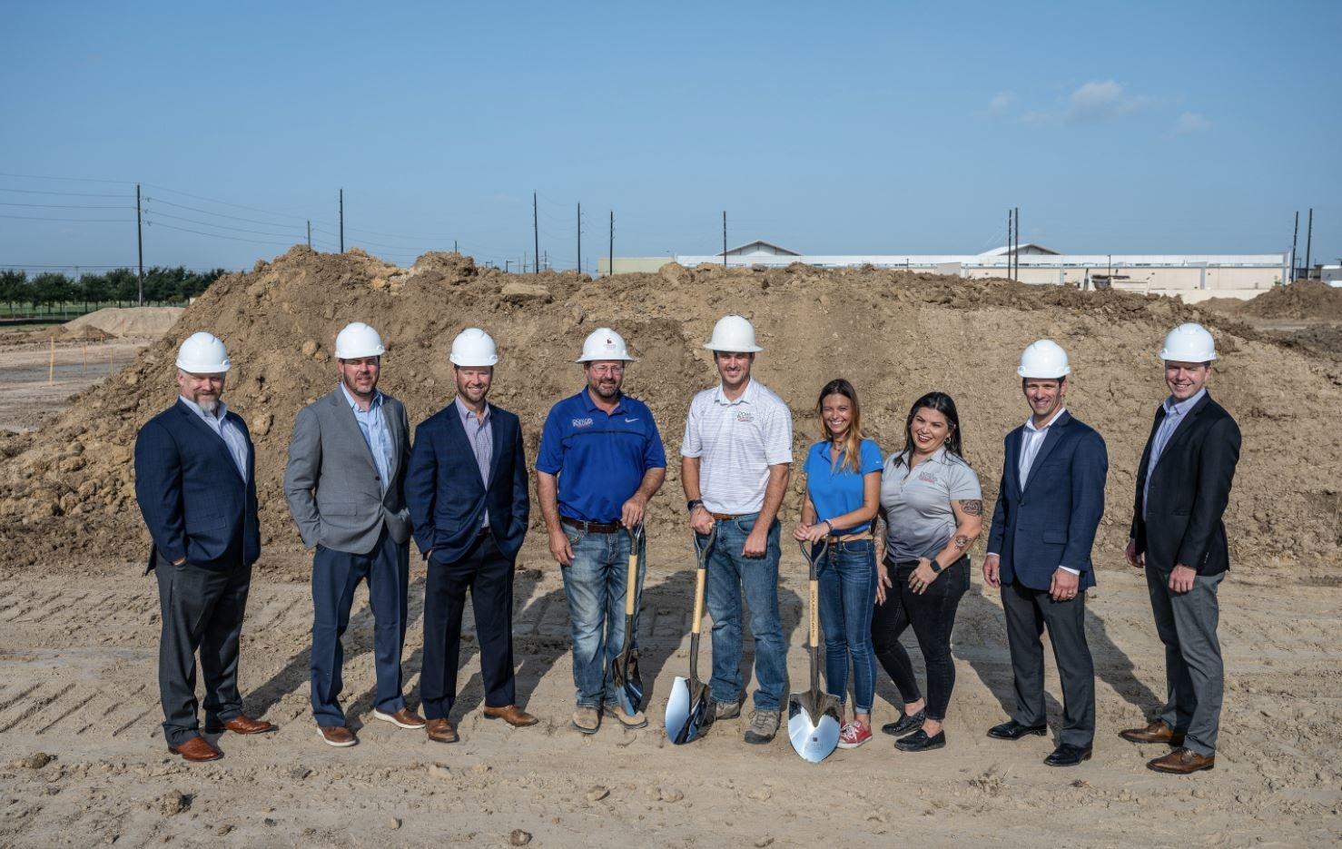 Venterra Realty Breaks Ground on 336-Unit Luxury Apartment Community Development in Houston Submarket of Cypress, Texas