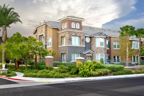 Security Properties Acquires 275-Unit Multifamily Community for $40 Million in Las Vegas Market