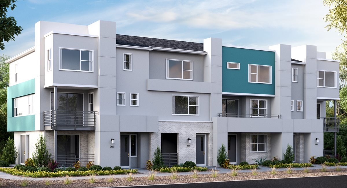Lennar Announces Opening of Vibe at Millenia Urban-Inspired Townhomes in Greater San Diego Area Masterplan Community