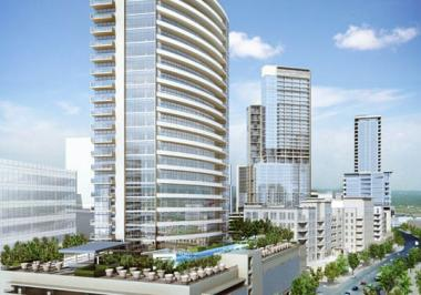 Victory Park Tower Expected to House 250 Apartment Units in 23-Story Mixed Use Project in Dallas