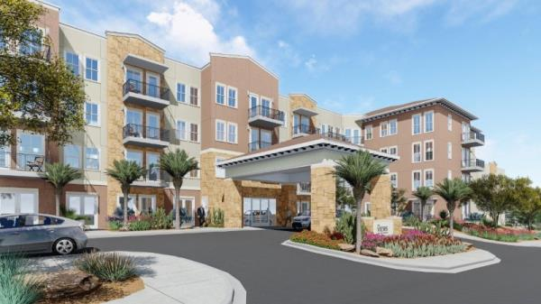 Resort Lifestyle Senior Housing Community Under Way in One of Most Popular Places to Retire