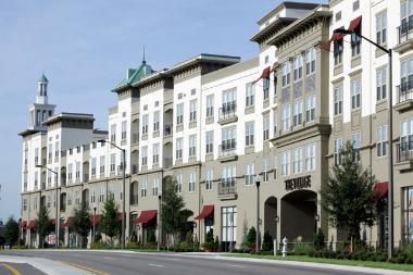 The Morgan Group Inks $146M in Multifamily Financing