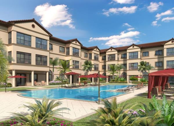 Discovery Village at Naples Delivers 175 Brand New Independent Living Residences in Florida