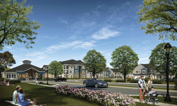 Novare Group is Bringing Luxury Apartments to Centrally-Located Mixed-Use Project in Georgia