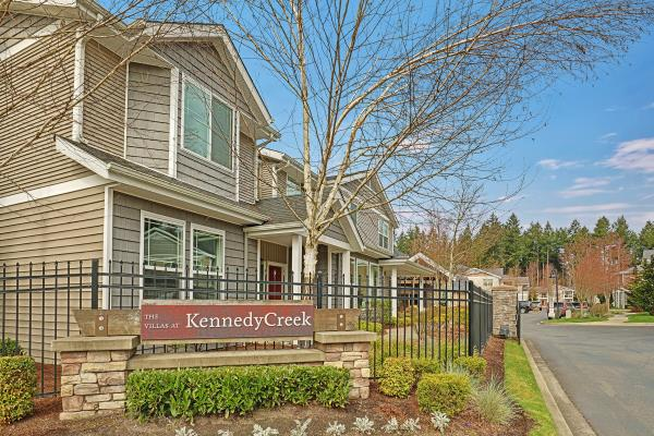 Security Properties Acquires Villas at Kennedy Creek Apartment Community in Puget Sound Marketplace