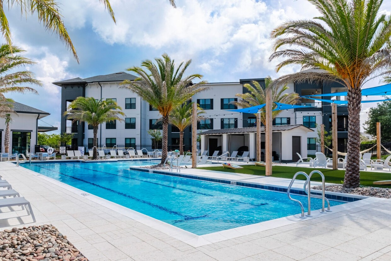 Olympus Property Acquires 282-Unit Vintage Destin Apartment Community Situated on Florida's Emerald Coast in Destin, Florida