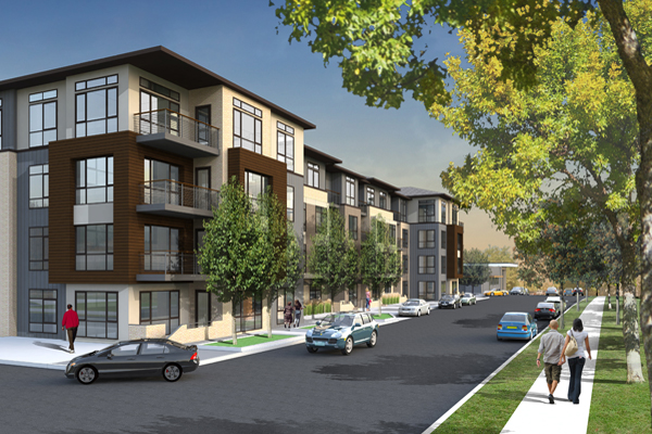 Denver Metro to Welcome New LEED Gold 159-Unit Mixed-Use Apartment Community for Active Adults