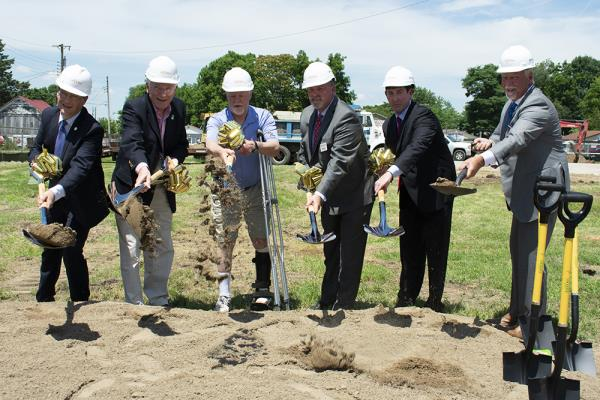 New $25 Million Assisted Living Community Holds Groundbreaking Ceremony in Columbus, Indiana