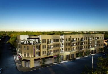 Fountain Residential Breaks Ground on LoftVue