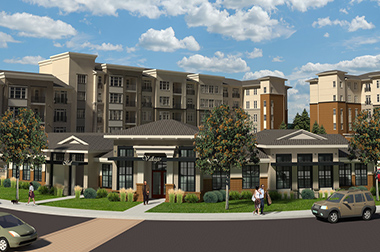 Transit-Oriented Development Vallagio at Inverness Adds More Homes to Meet Strong Demand