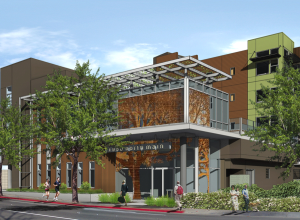 Mill Creek Residential Kicks-Off Lease Up at 126-Unit Ascent Walnut Creek Apartment Community