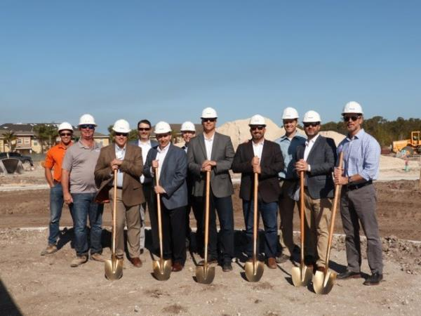 Watercrest Senior Living and United Properties Break Ground on Assisted Living and Memory Care