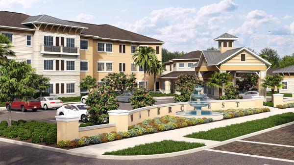 Watercrest Senior Living Group Celebrates the Groundbreaking of Watercrest of St. Lucie West