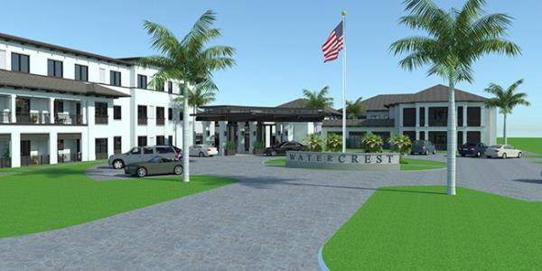 Watercrest Senior Living Group Starts Development of Assisted Living and Memory Care in Florida