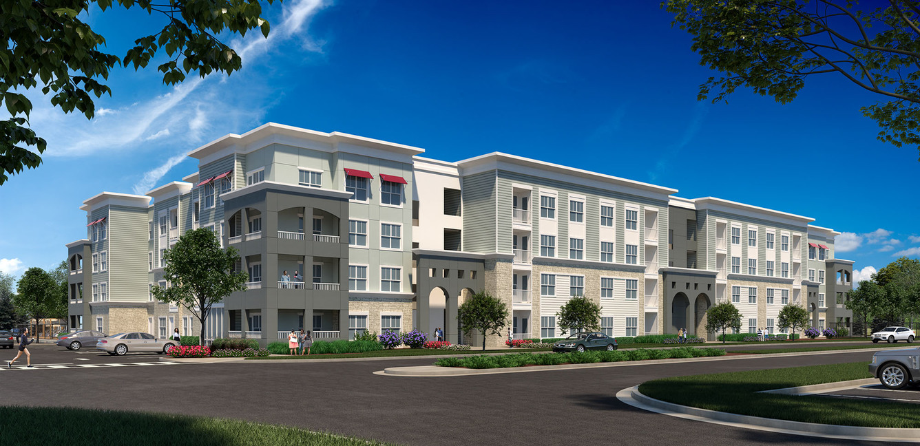 Watermark Residential Begins Development of 324-Unit Multifamily Community in Huntsville, Alabama Submarket