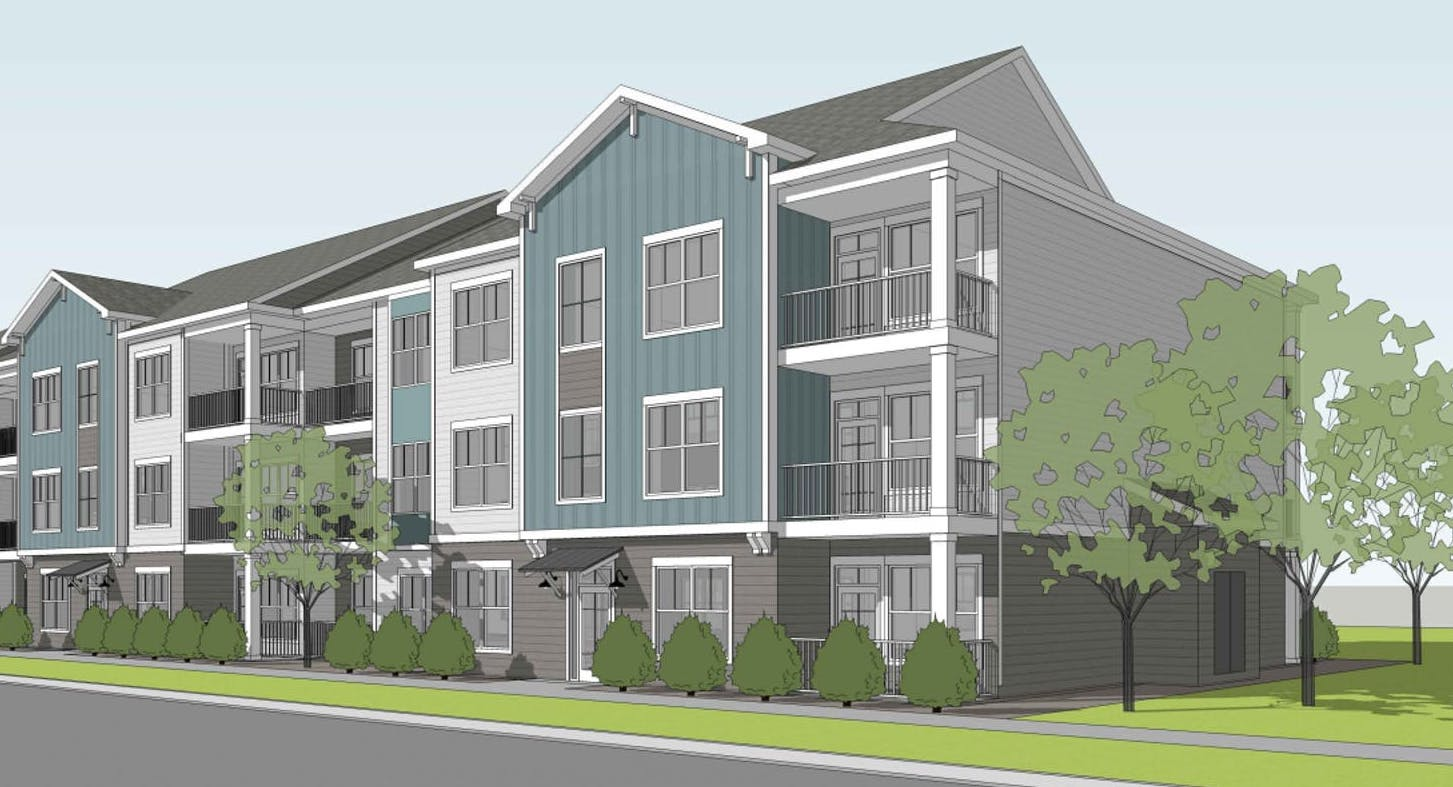 Watermark Residential Begins Development of 312-Unit Luxury Multifamily Community in Panama City Beach, Florida