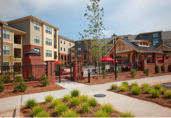 Bluerock Residential Growth REIT Acquires 301-Unit Wesley Village Apartments in Charlotte, North Carolina
