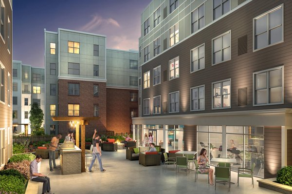 Gilbane Development Breaks Ground on Student Housing Community near University of Colorado