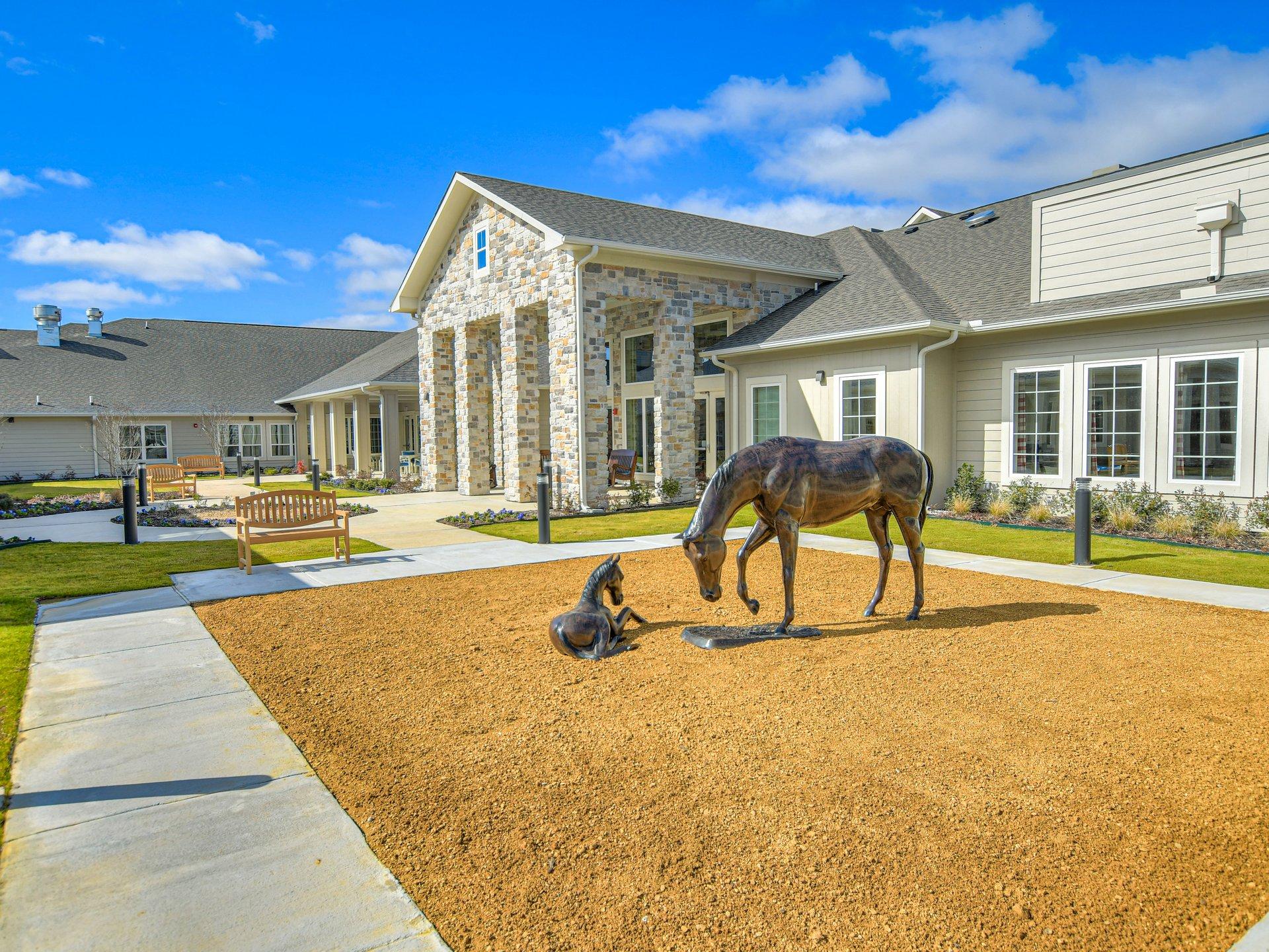 Civitas Senior Living and PremCap Senior Living Celebrates Grand Opening of New Community in Weatherford, Texas