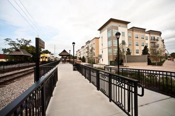 Wendover Housing Partners Opens Premier 208-Unit Transit Oriented Multifamily Development