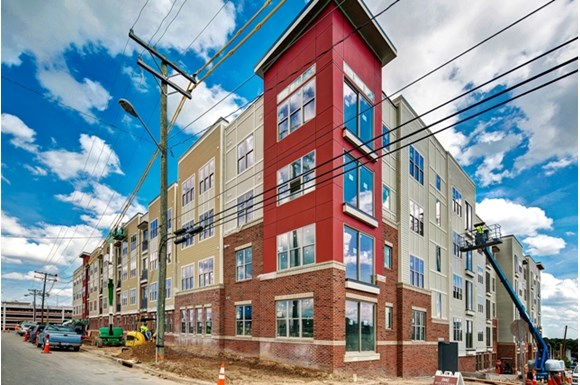 Bluerock Residential Lead Joint Venture to Acquire 204-Unit Whetstone Apartments in Durham, NC