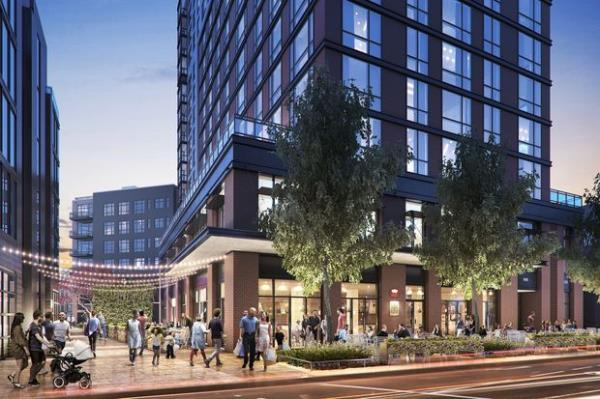 Wicker Park Connection Luxury Apartments Welcomes First Move-Ins on Chicago's Northwest Side