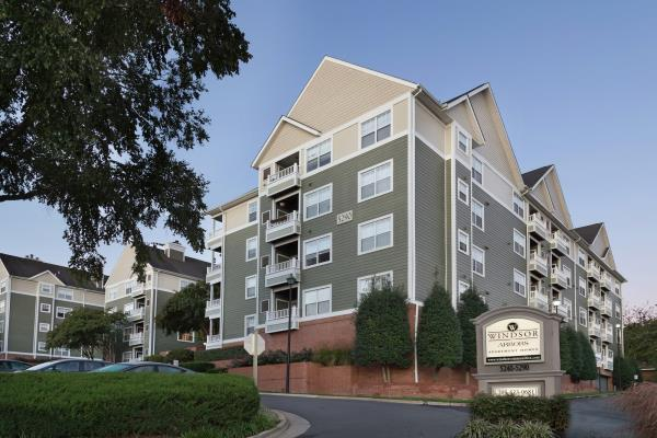 MRP Realty Acquires 400-Unit Windsor at Arbors Apartment Community in Alexandria, Virginia