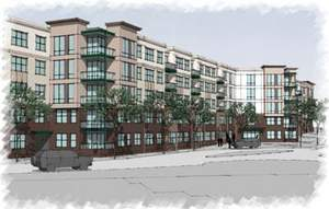Wood Partners and Chesapeake Realty Partners Begin Development of Two Apartment Communities