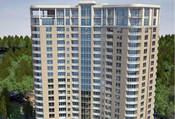 Wood Partners Begins Construction on 267-Unit Luxury High-Rise Residential Tower Located in Atlanta