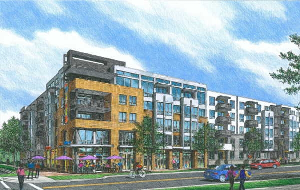 Wood Partners Breaks Ground on New 261-Unit Multifamily Development in Charlotte Submarket