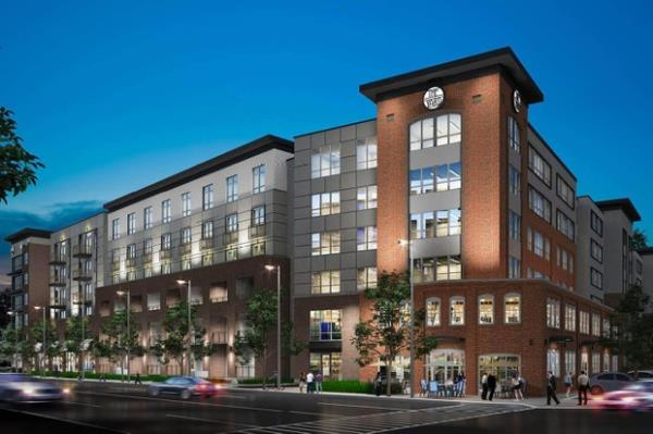 Campus Apartments Opens Four New Student Housing Developments Totaling 1,643 Beds