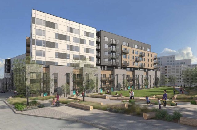 Lowe Starts Construction of 550-Unit Apartment Development in Seattle's Yesler Terrace Master-Planned Community