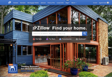 Housing Search Giant Zillow Announces the Acquisition of Trulia in $3.5 Billion Stock Transaction