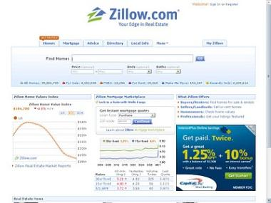 Zillow Mortgage Marketplace to Launch on AOL