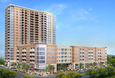 Forest City and AIG Form Strategic Equity Partnership for 381-Unit Apartment Project in Dallas, Texas