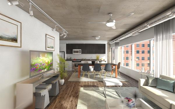 Revolutionary Live/Work Community Opens Its First Loft-Style Development in Alexandria, Virginia
