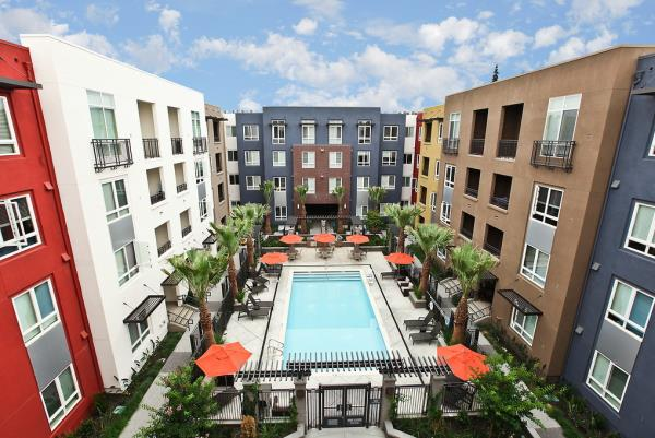 Meridian at Midtown Luxury Apartment Community Sells for $104 Million in San Jose, California