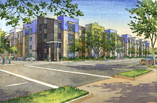 American Campus Breaks Ground on Student Housing