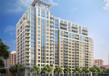 Washington Property Company Announces Solaire Metro Apartments Achieves LEED Gold Certification