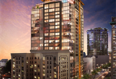 Group Moves Forward on 249-Unit Residential Tower