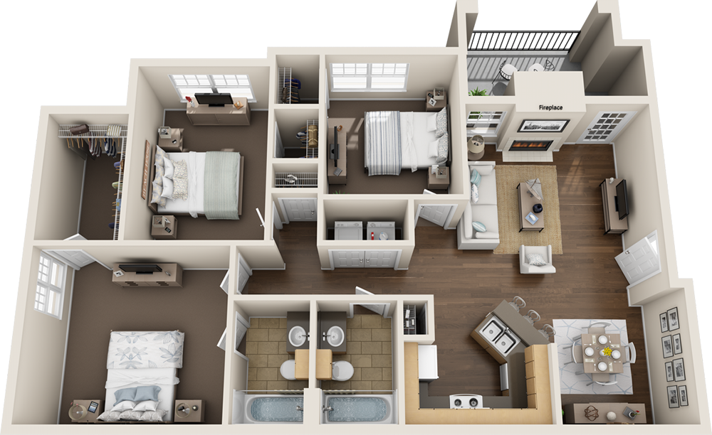 Floorplan - C2 image