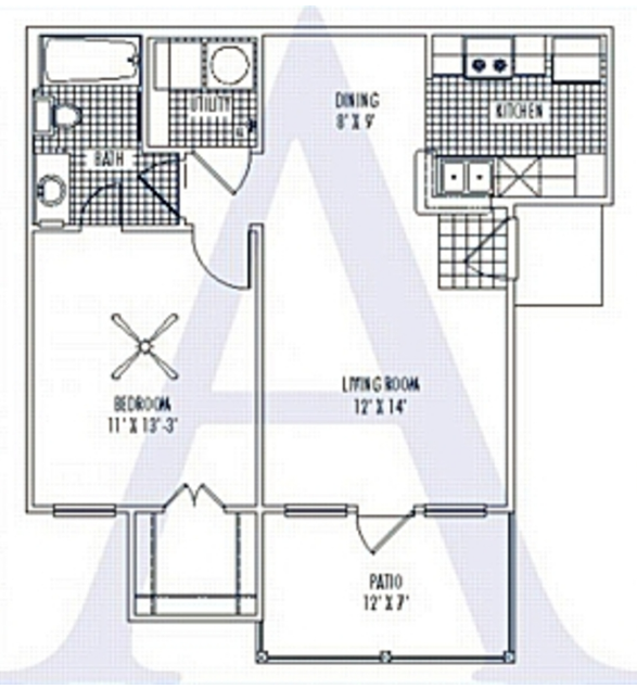 Floorplan - A image