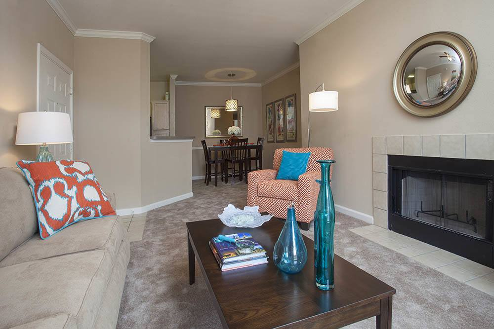Luxury Apartments at Nelson Pointe Apartments in Lake Charles, Louisiana