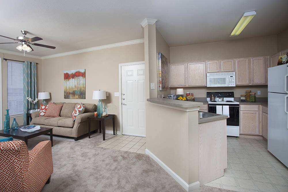 Pet Friendly Apartments at Nelson Pointe Apartments in Lake Charles, Louisiana