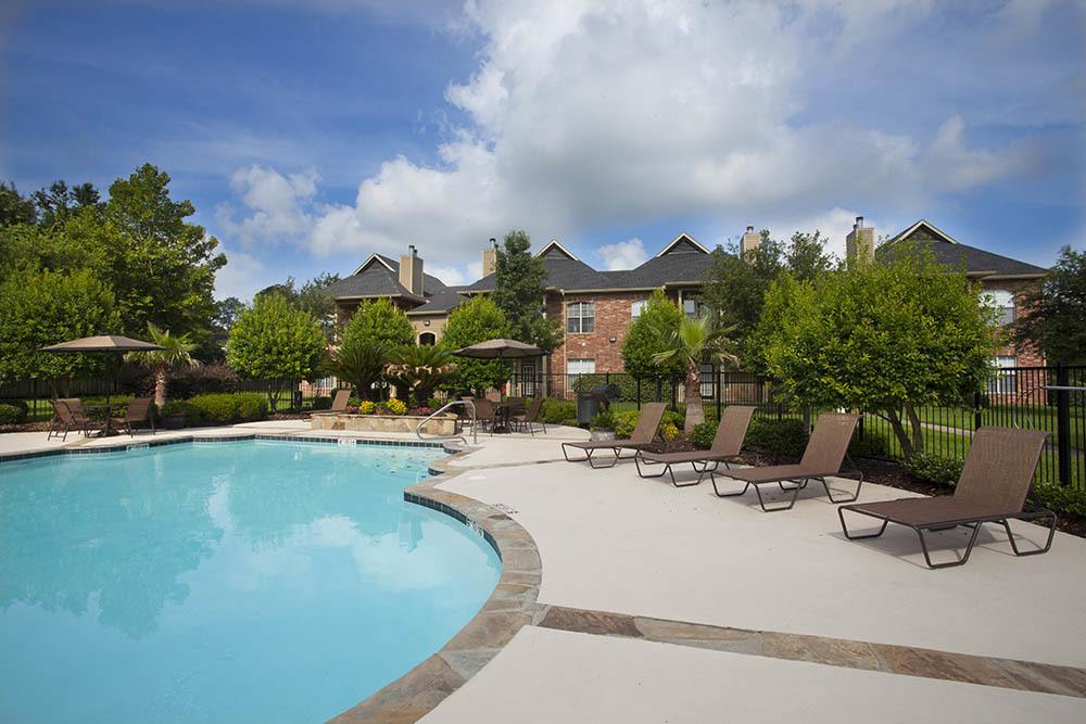 Luxury Amenities at Nelson Pointe Apartments in Lake Charles, Louisiana